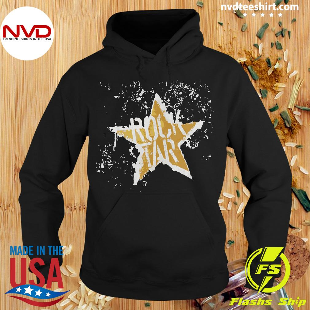 Official Born To Be Rock Star Rock N Roll T-s Hoodie