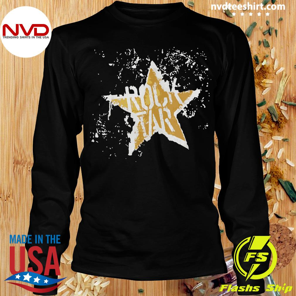 Official Born To Be Rock Star Rock N Roll T-s Longsleeve
