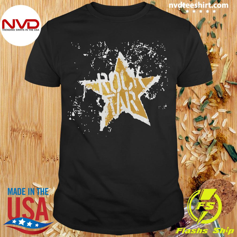 Official Born To Be Rock Star Rock N Roll T-shirt