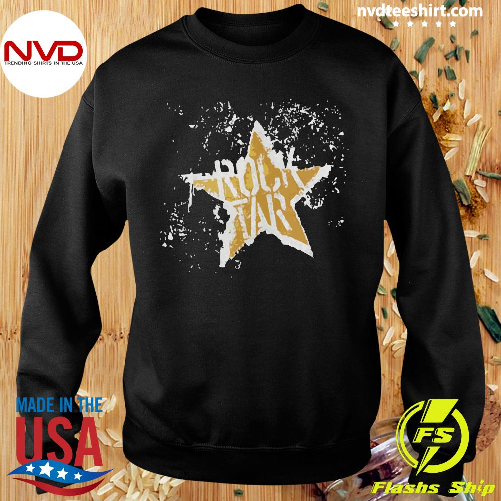 Official Born To Be Rock Star Rock N Roll T-s Sweater