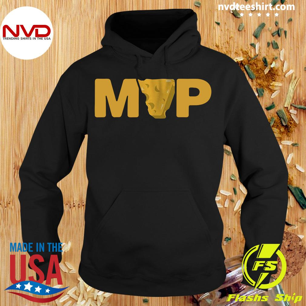 Official Cheese MVP T-s Hoodie
