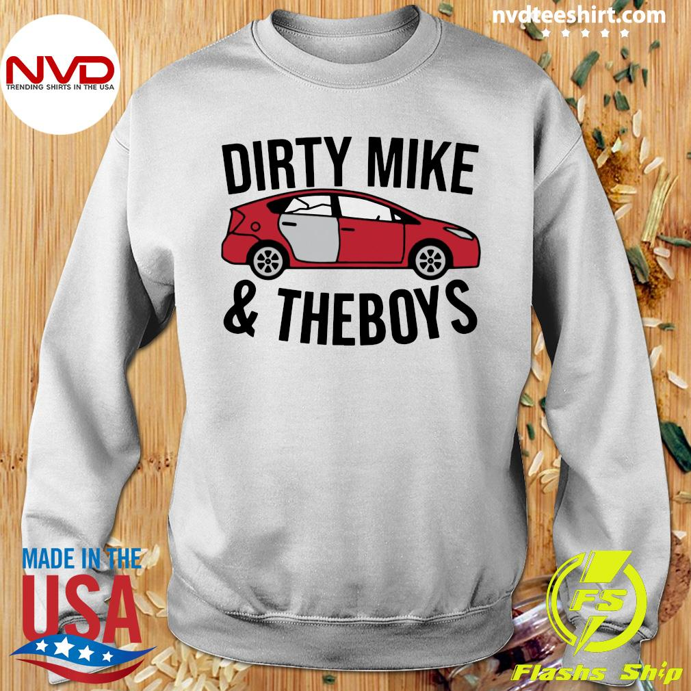 Official Dirty Mike And The Boys T-s Sweater
