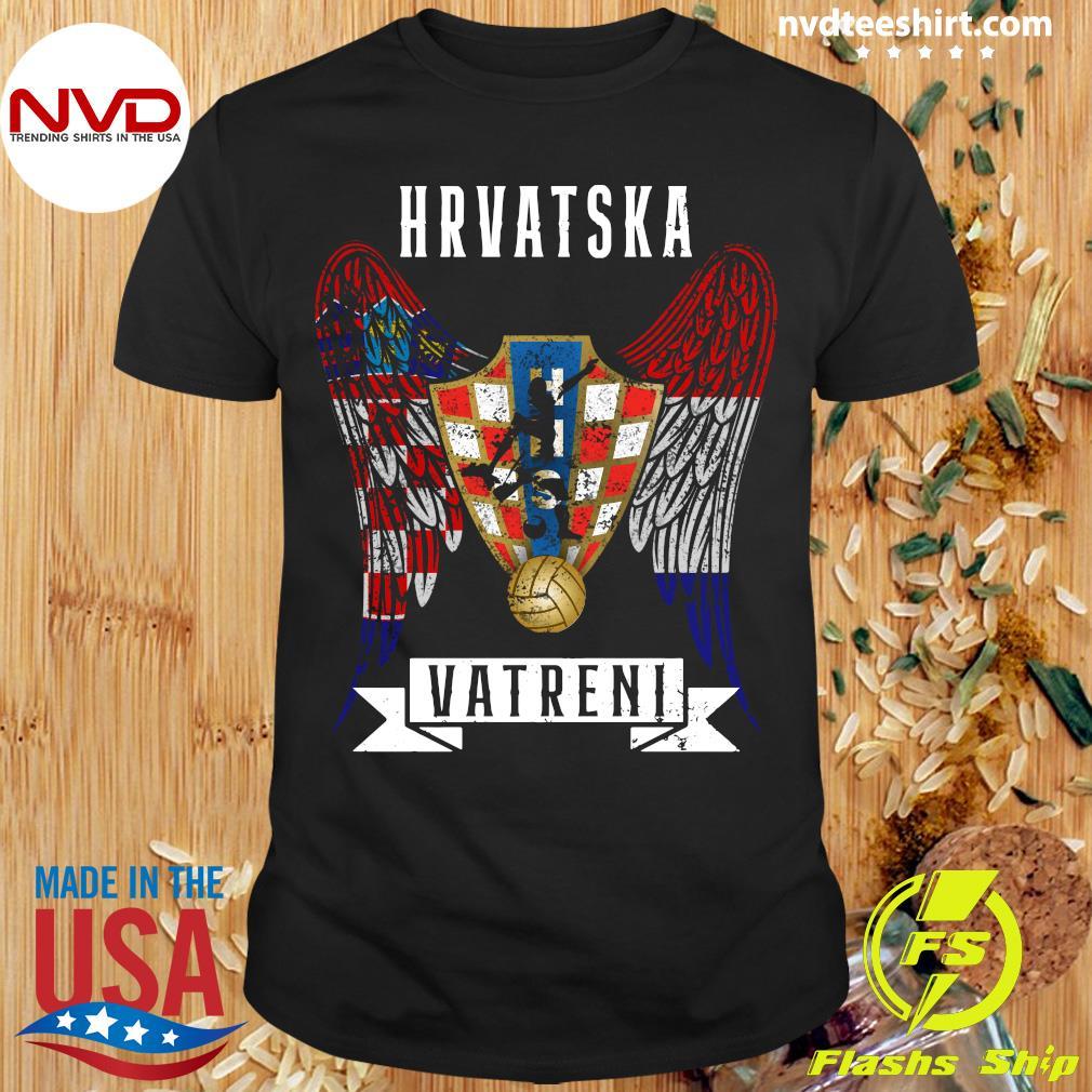 Official Hrvatska Vatreni T-shirt