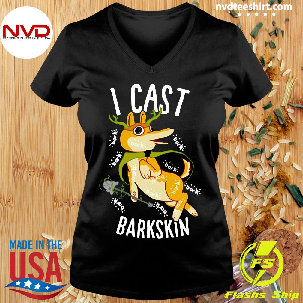 Official I Cast Barkskin T-s Ladies tee