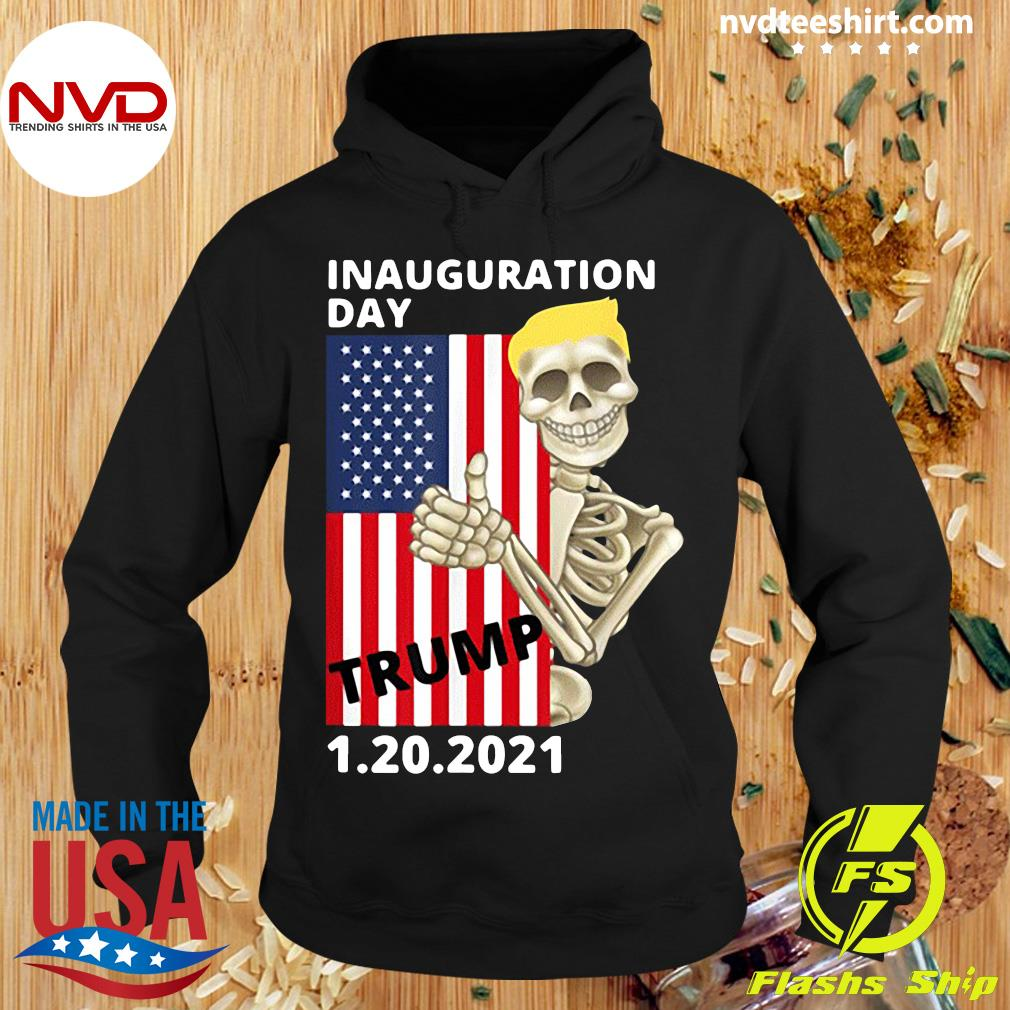 Official Inauguration Day January 20 2021 Trump Pence T-s Hoodie