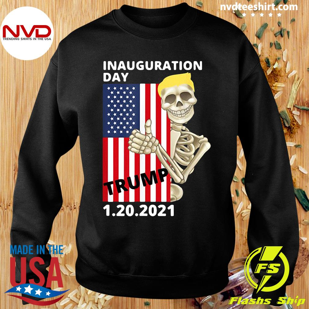 Official Inauguration Day January 20 2021 Trump Pence T-s Sweater