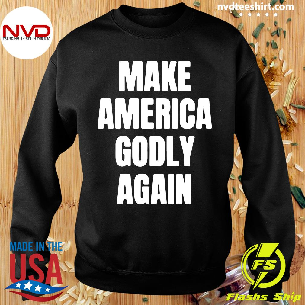 Official Make America Godly Again 2021 T-s Sweater