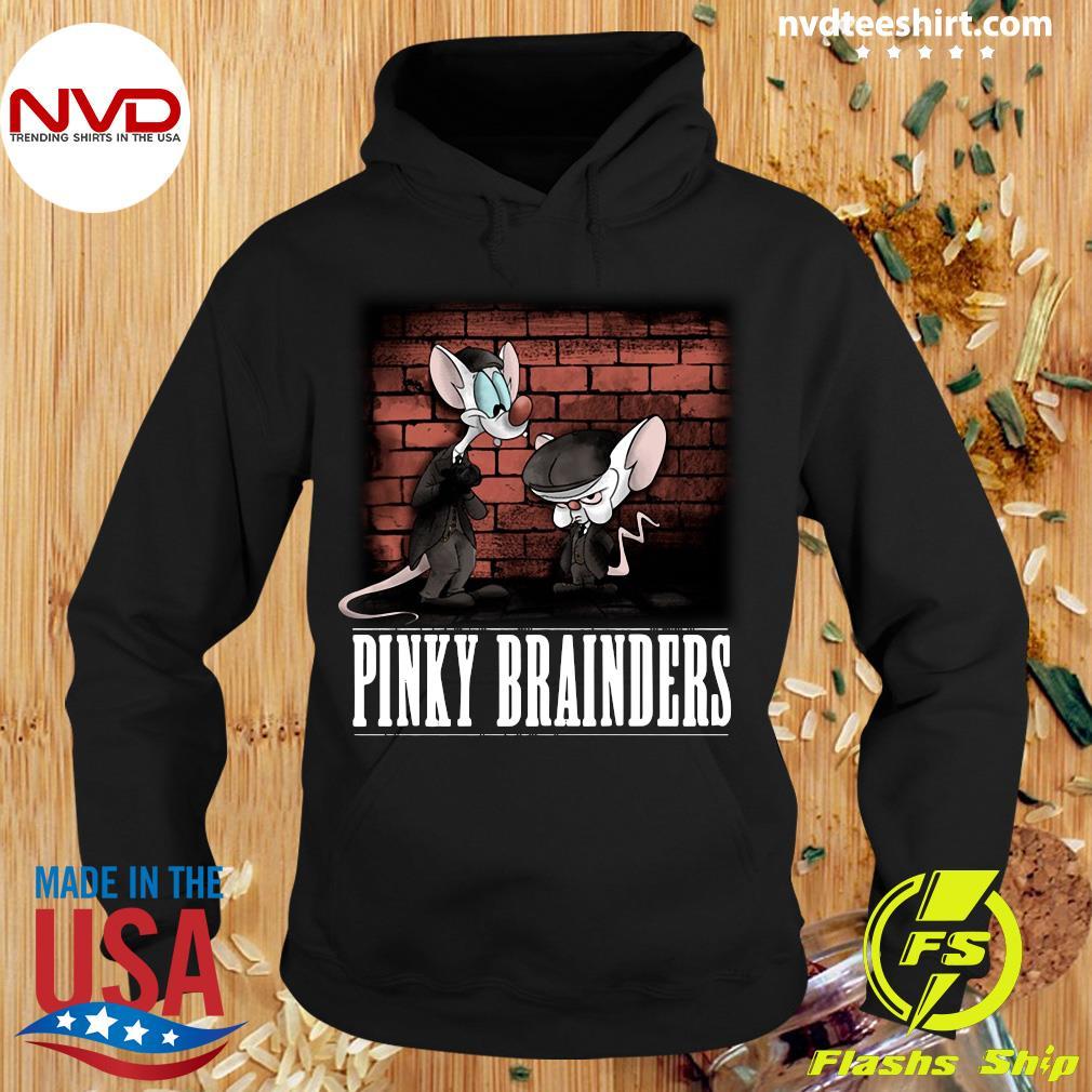 Official Pinky Brainders T-s Hoodie