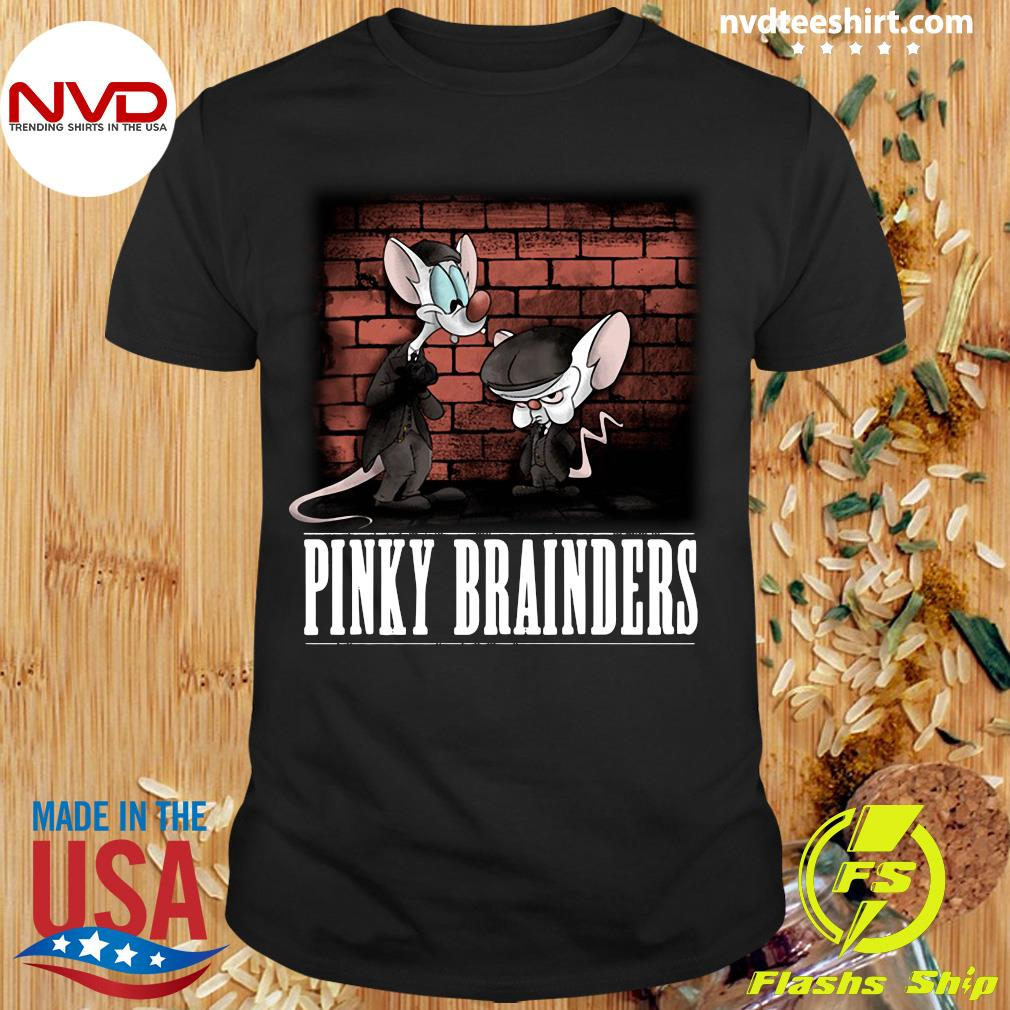 Official Pinky Brainders T-shirt