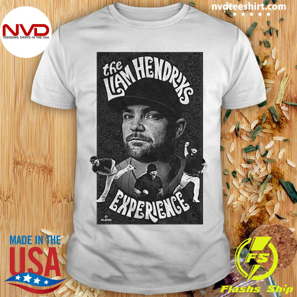 Official The Liam Hendriks Experience T-shirt
