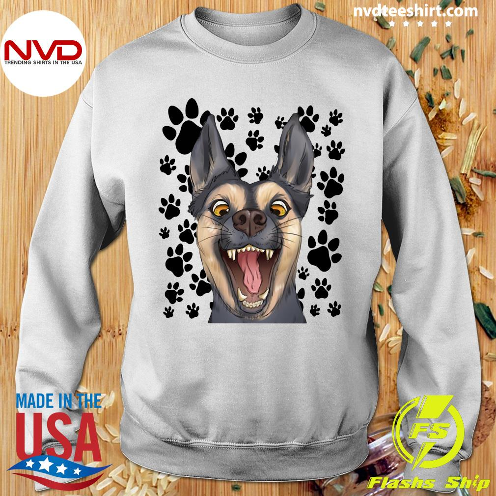 Official The Terrified Dog T-s Sweater