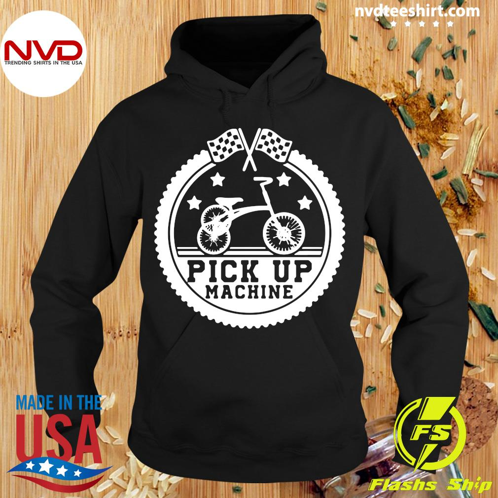 Official Tricycle Flag Race Bicycle Cycling Cyclist Bike Trike T-s Hoodie