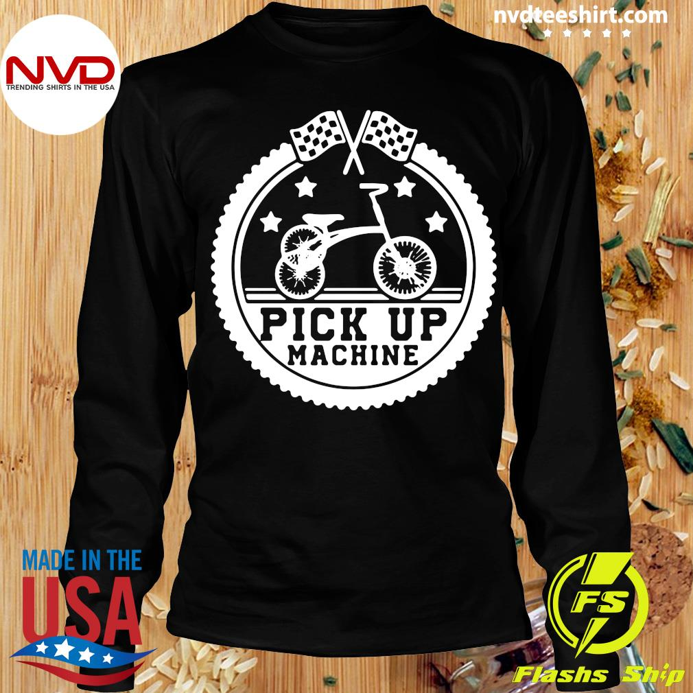 Official Tricycle Flag Race Bicycle Cycling Cyclist Bike Trike T-s Longsleeve